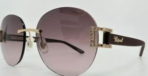 Chopard SCHC05S 08FC Rose Gold Crystals sunglasses